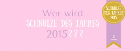 Wer wird Schnulze des Jahres 2015
